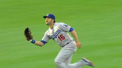 Ethier, Hanley held out of starting lineup