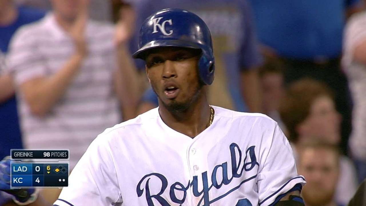 Duffy, Esky voted top Royals players for June