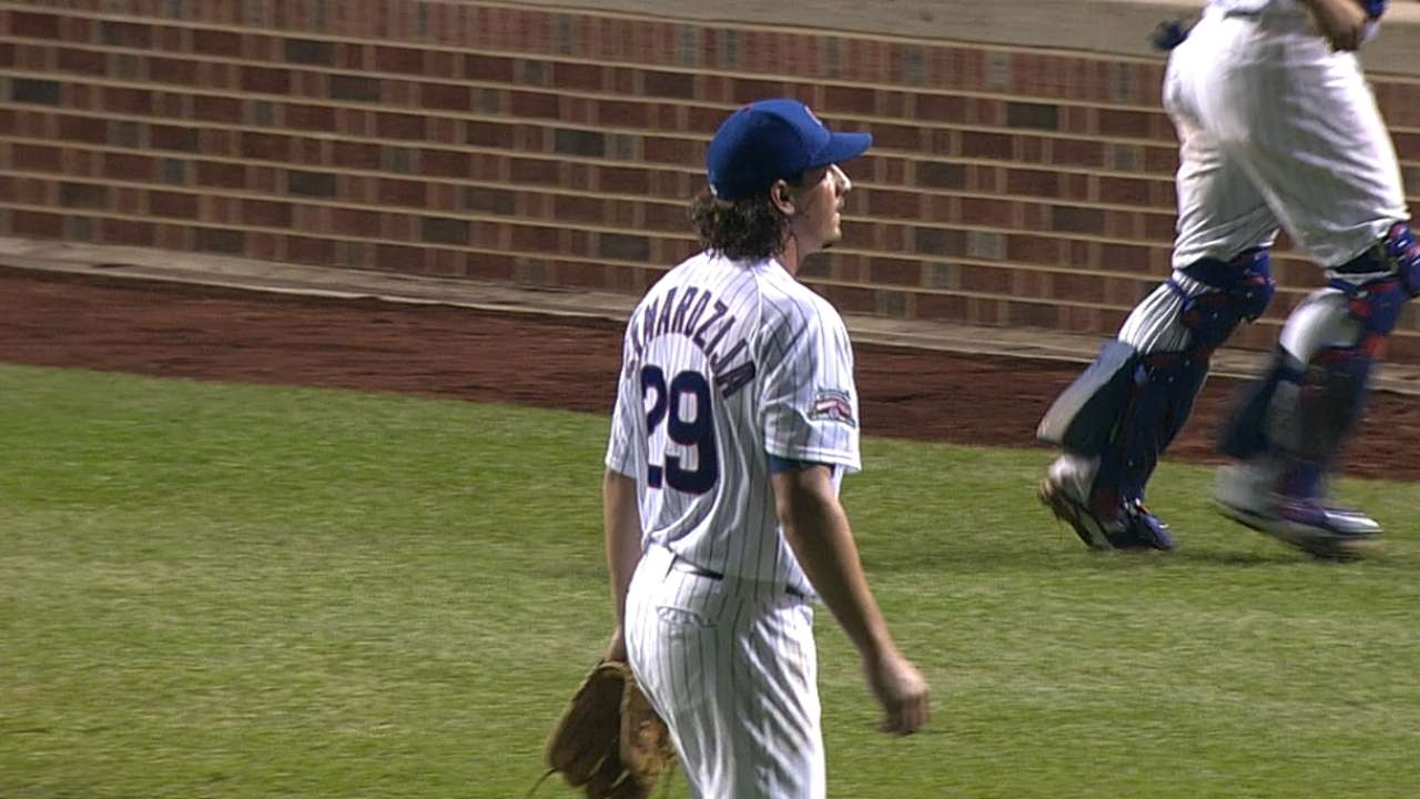 Samardzija to be missed by friends on Cubs