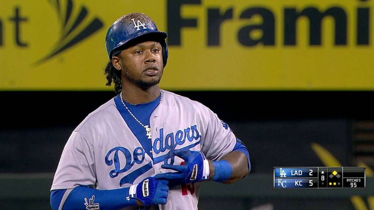 Shoulder keeps Hanley out as Crawford starts running