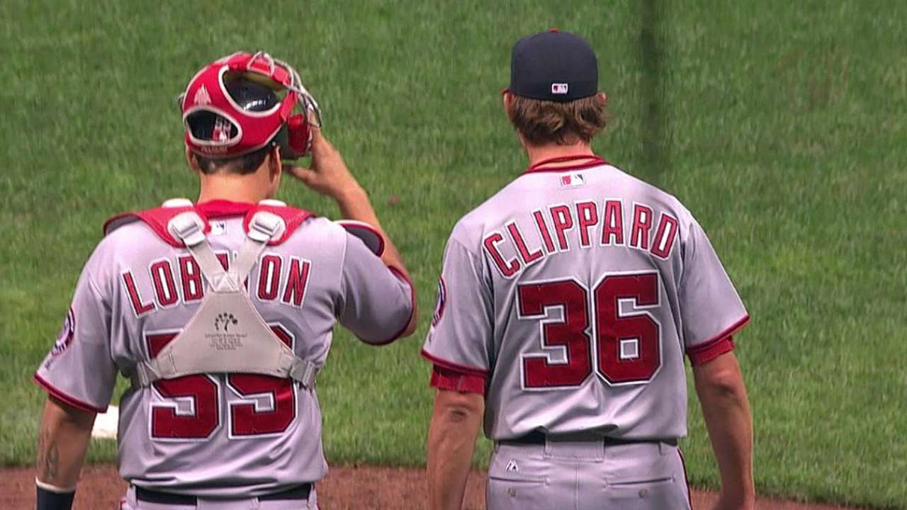 Nats headed in right direction behind strong pitching