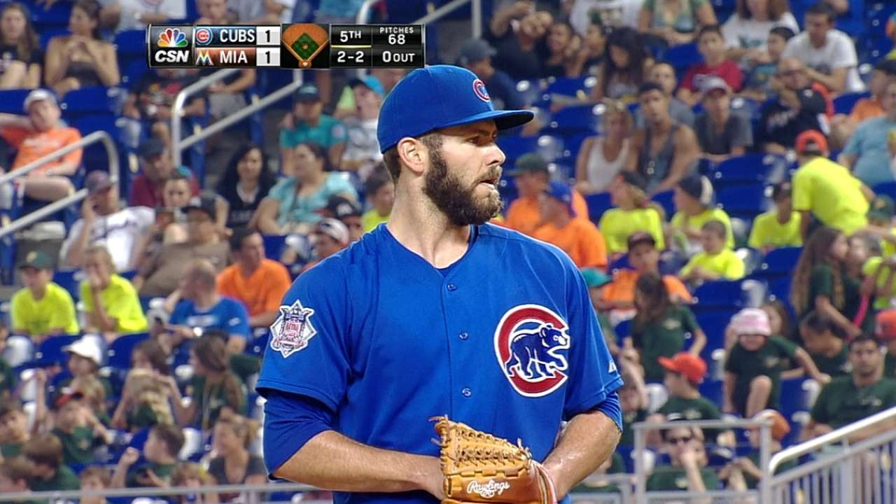 Cubs stay hot on road behind Arrieta's 11 strikeouts