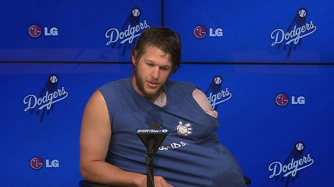 Kershaw's gem among game's best no-hitters
