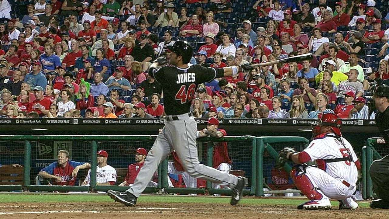 Errores hundieron a Heaney y Marlins en Filadelfia