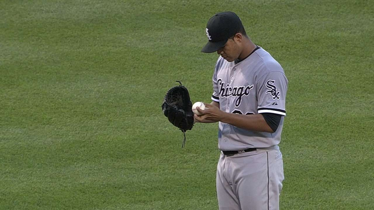 Quintana ends White Sox skid in Baltimore