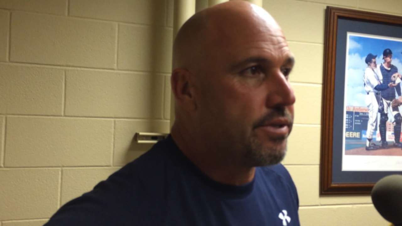 Fredi: Quick turnaround 'keeps us grounded'