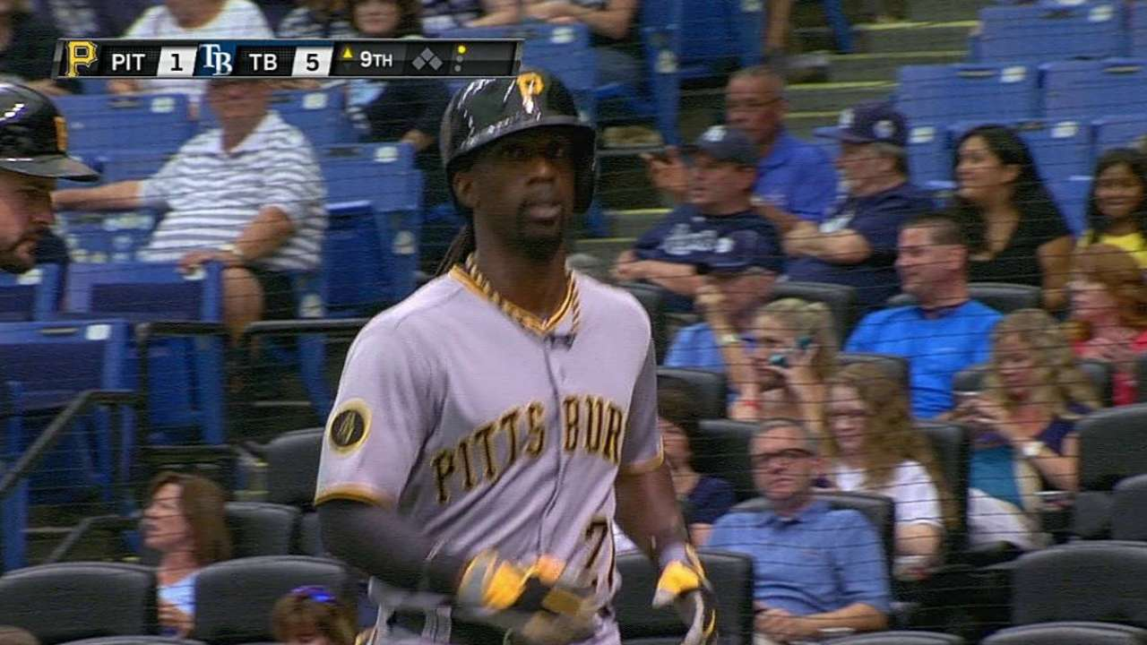 Cutch needs help to maintain top spot in NL outfield