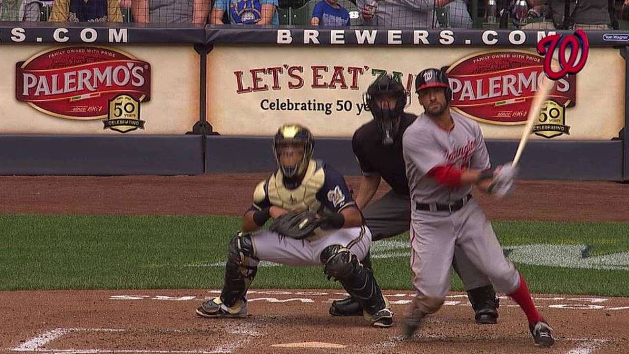 Early slam off Stras sets wrong tone for Nats