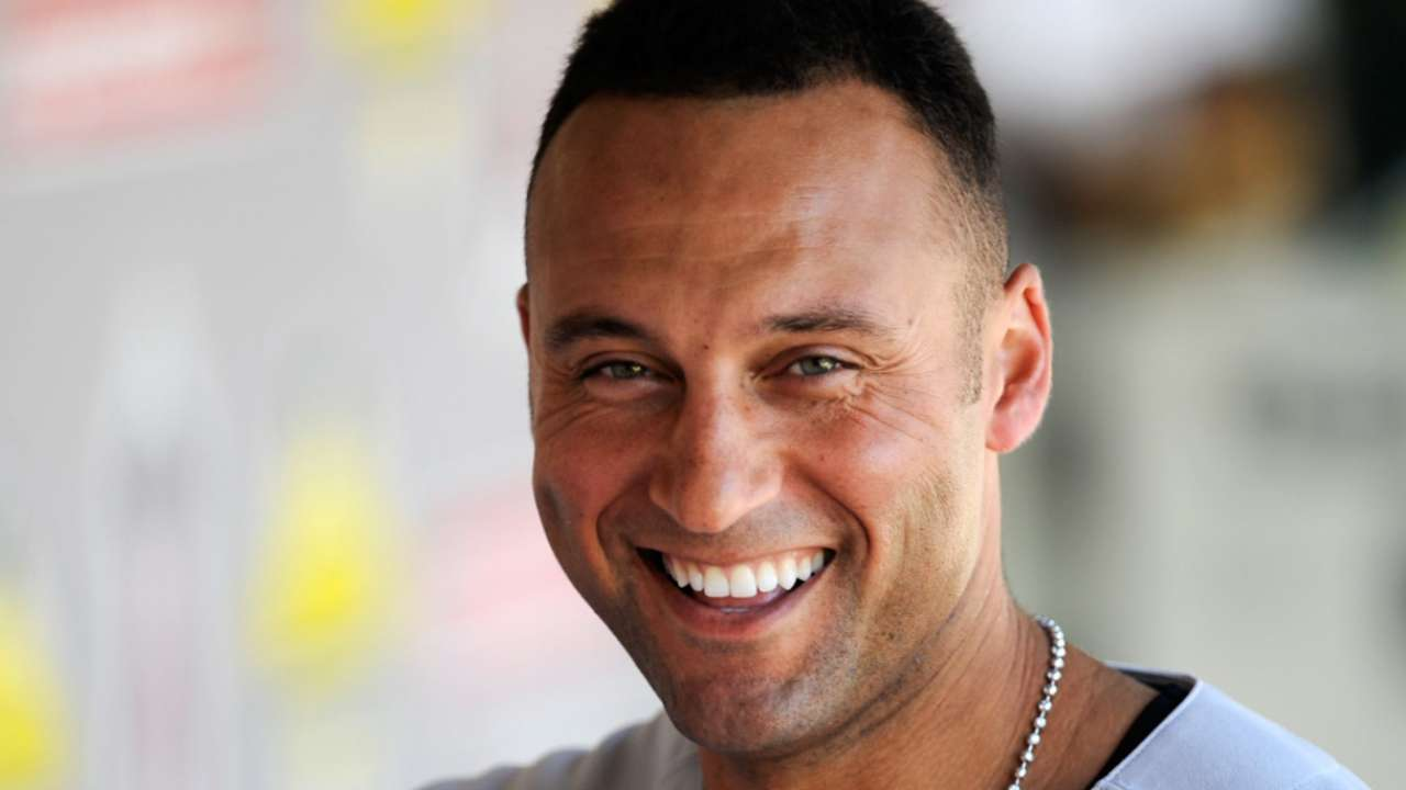 Wishing Yankees icon Jeter a happy 40th birthday