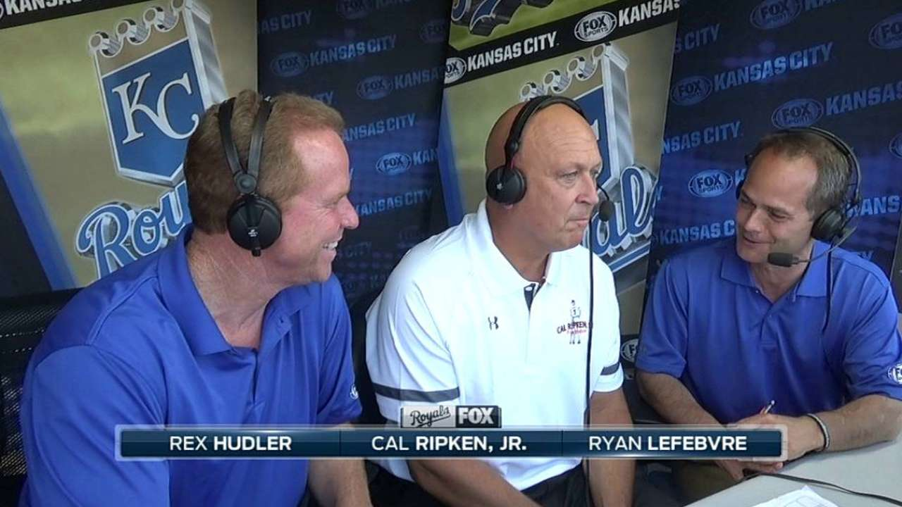 Ripken, Royals make baseball more accessible