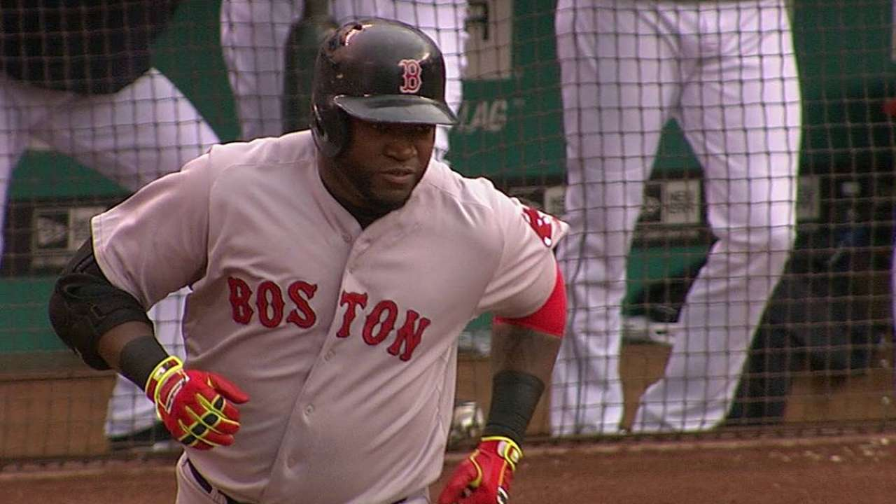 Ortiz ayudó a Boston a evitar la barrida en Seattle