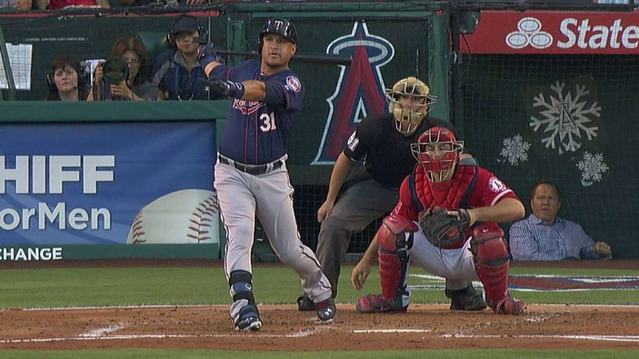 Arcia's homer snaps 0-for-31 skid