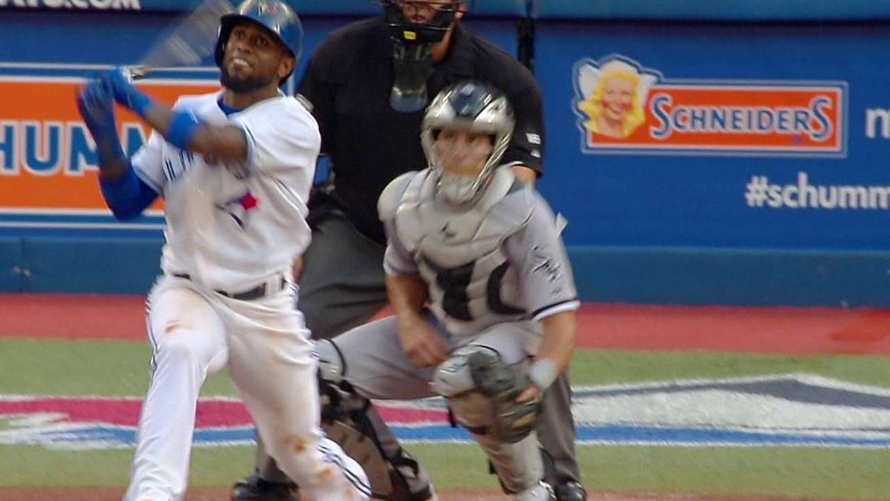 Blue Jays come up short on two replay situations