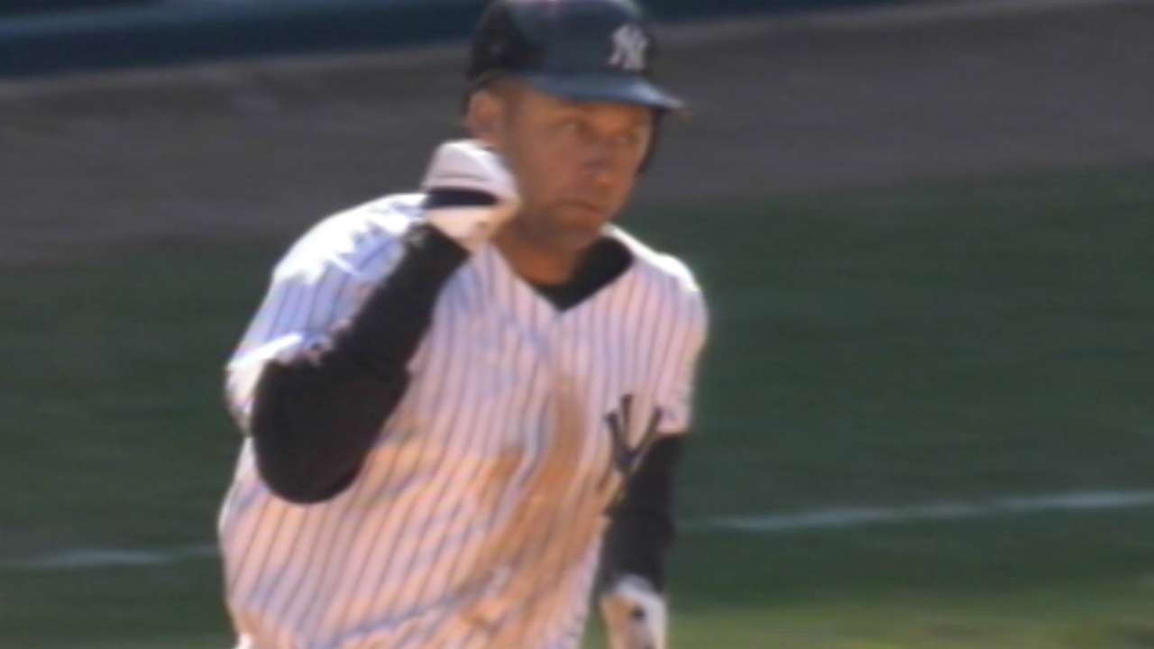 Jeter looking to lock up 14th All-Star appearance