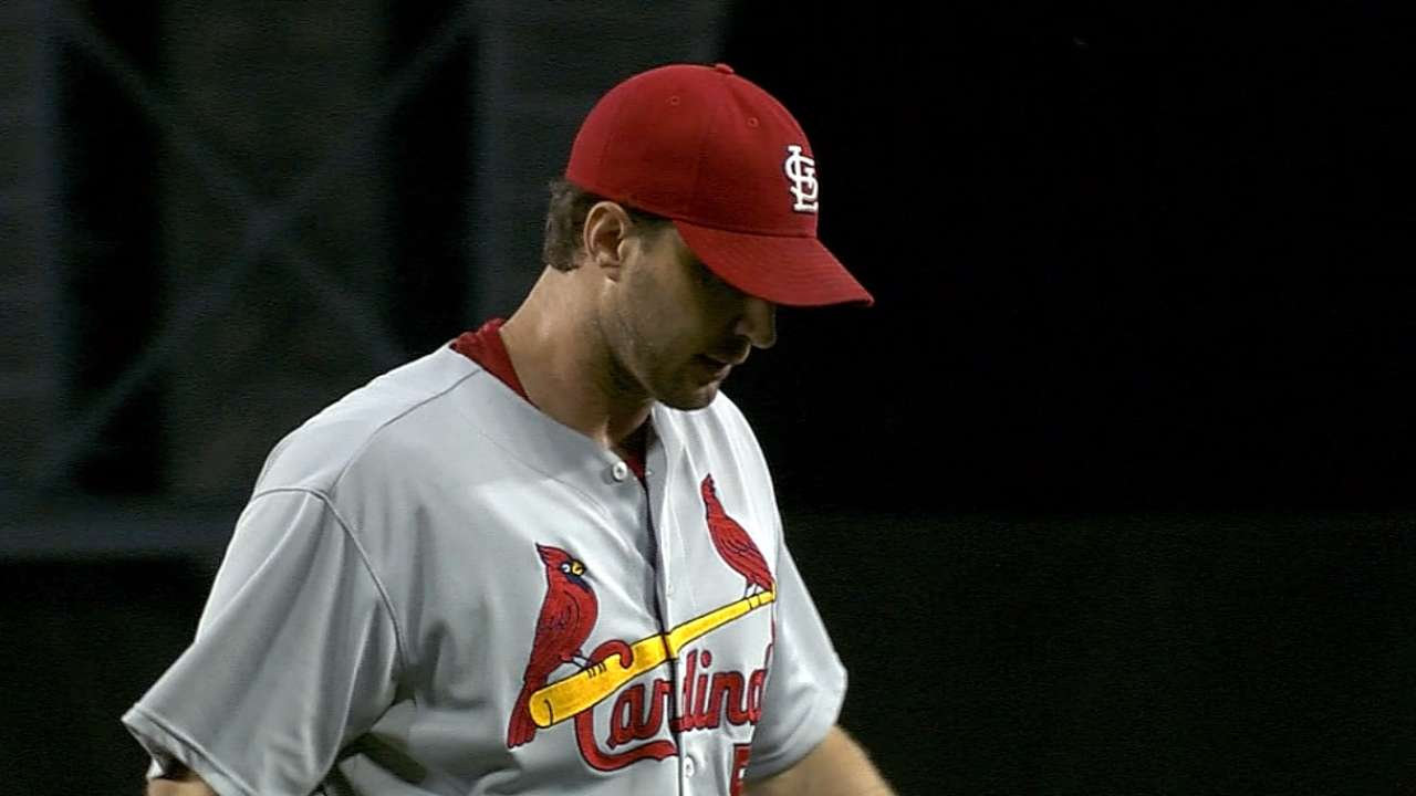Cardinals ready for another October date with Dodgers