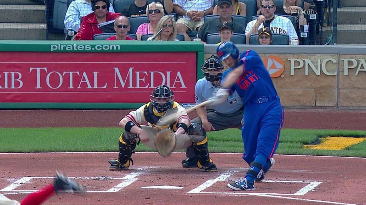 Niese, Campbell lucen y Mets se imponen a Piratas
