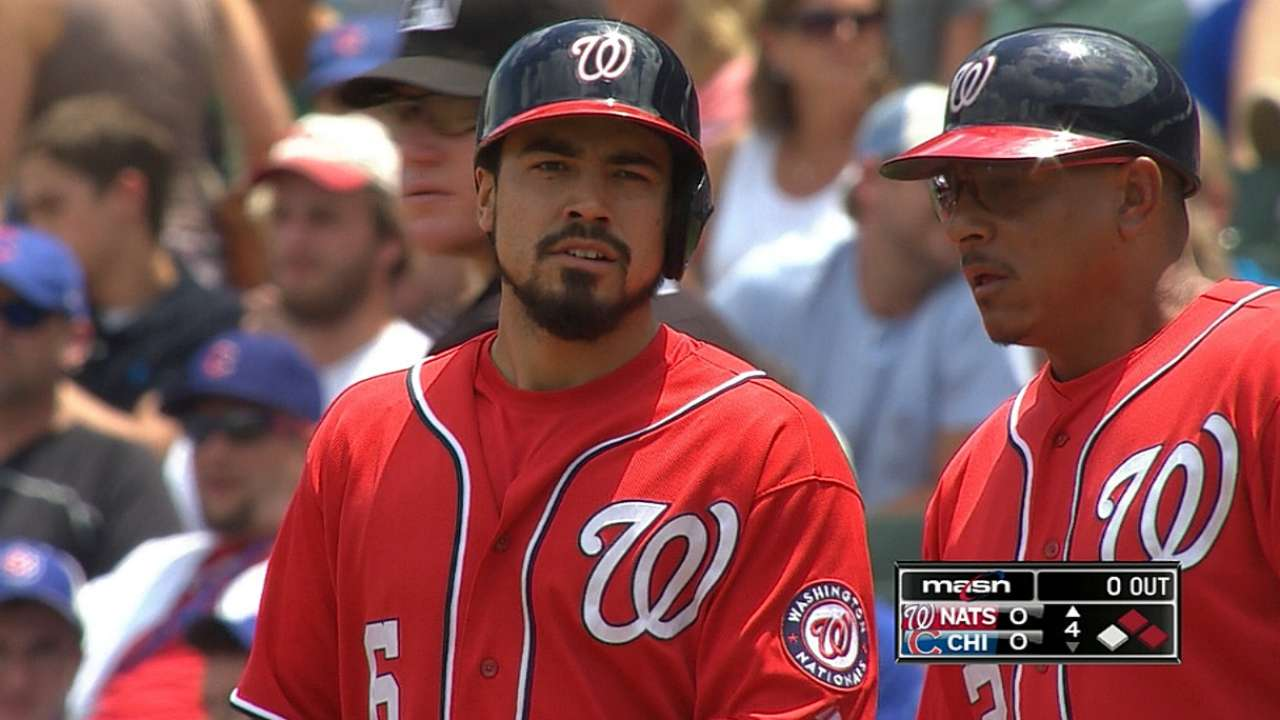 Rendon continues campaign for All-Star Game