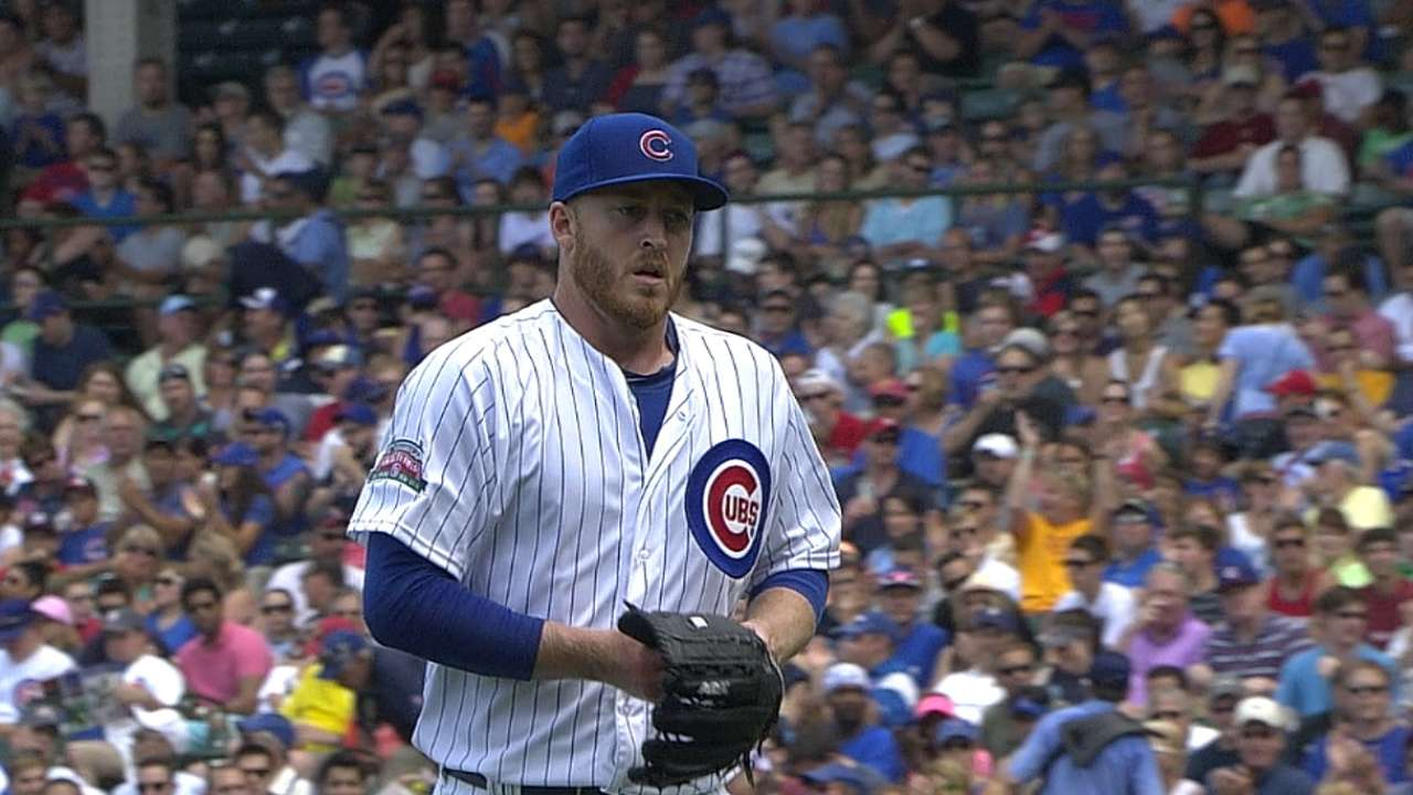 Beeler, Hendricks to round out Cubs' rotation