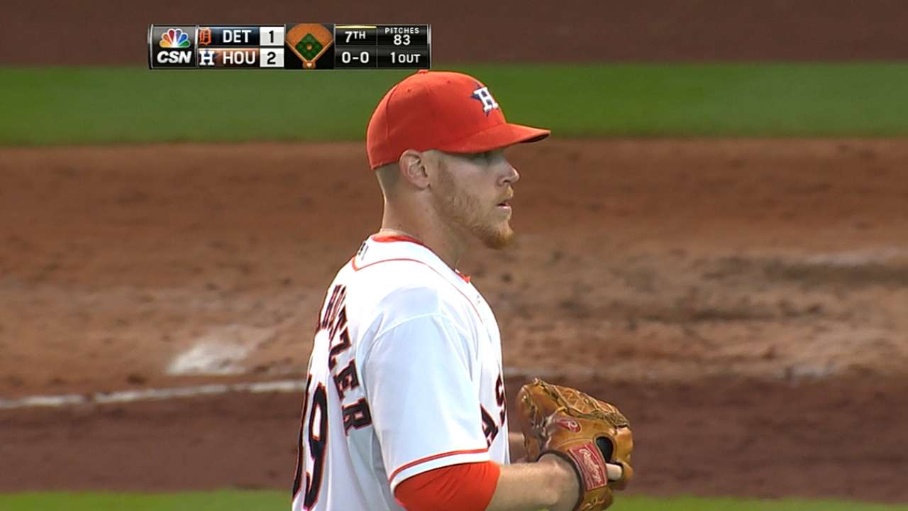 Oberholtzer to start in McHugh's place Saturday