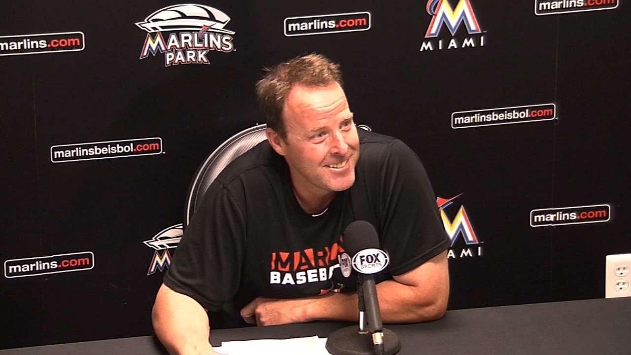 Marlins again put in extra effort without results