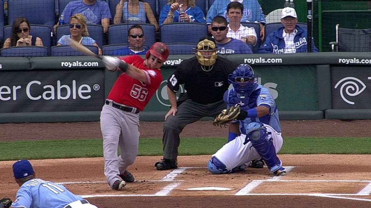 Halos' miscues prove costly in rubber game