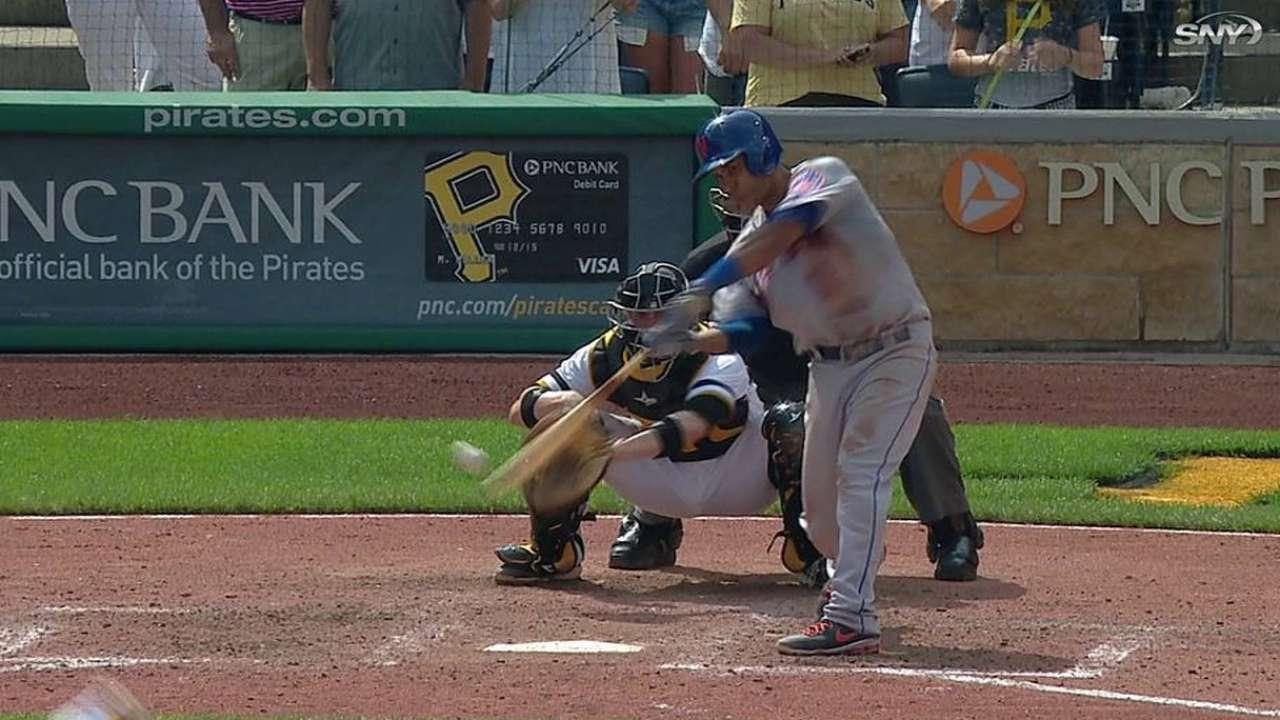 Mets cayeron en Pittsburg dominados por Vólquez