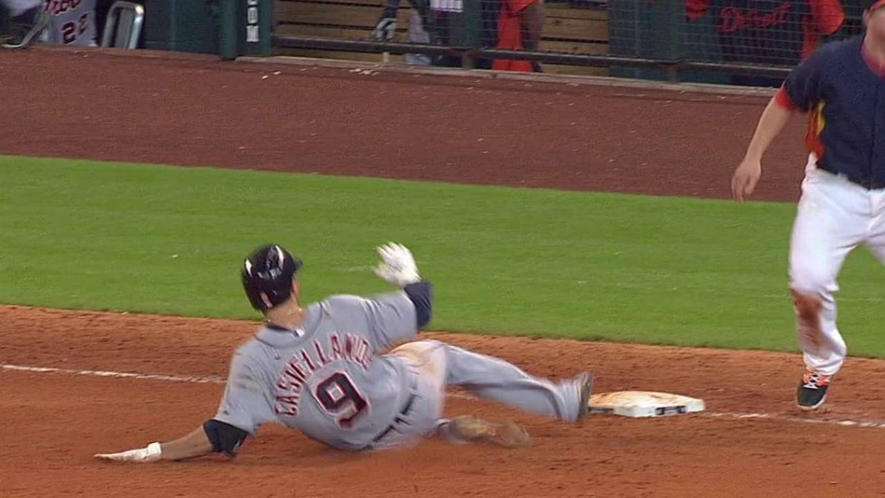 Tigers' dominant road trip ends on low note