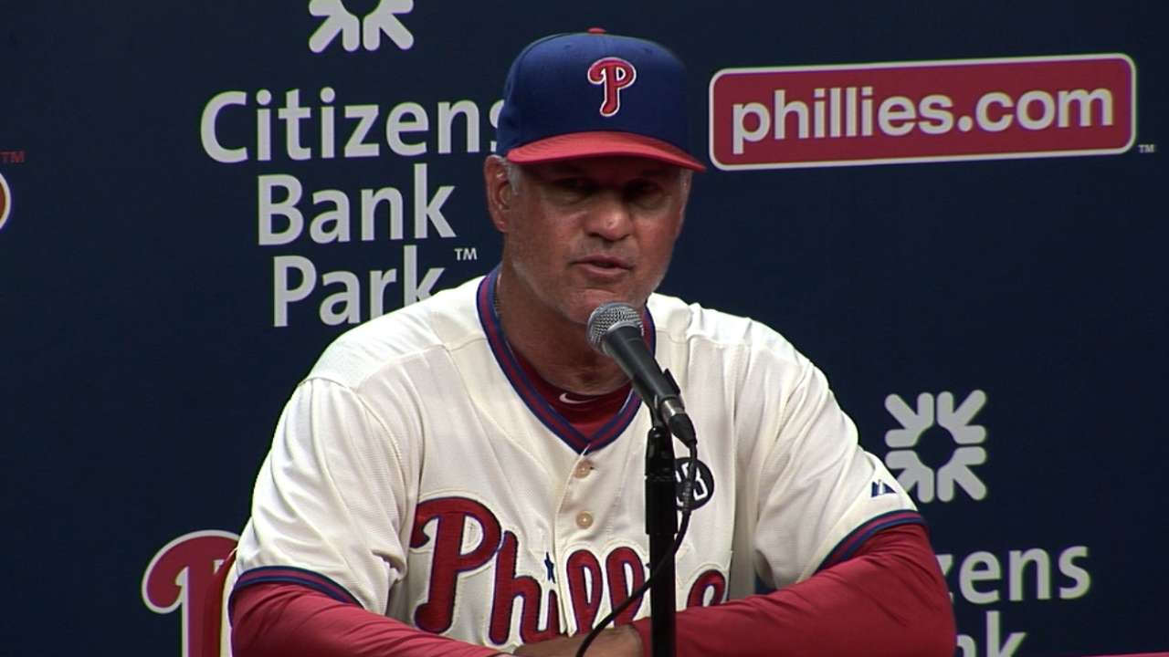 Amaro still evaluating Phils, exploring options