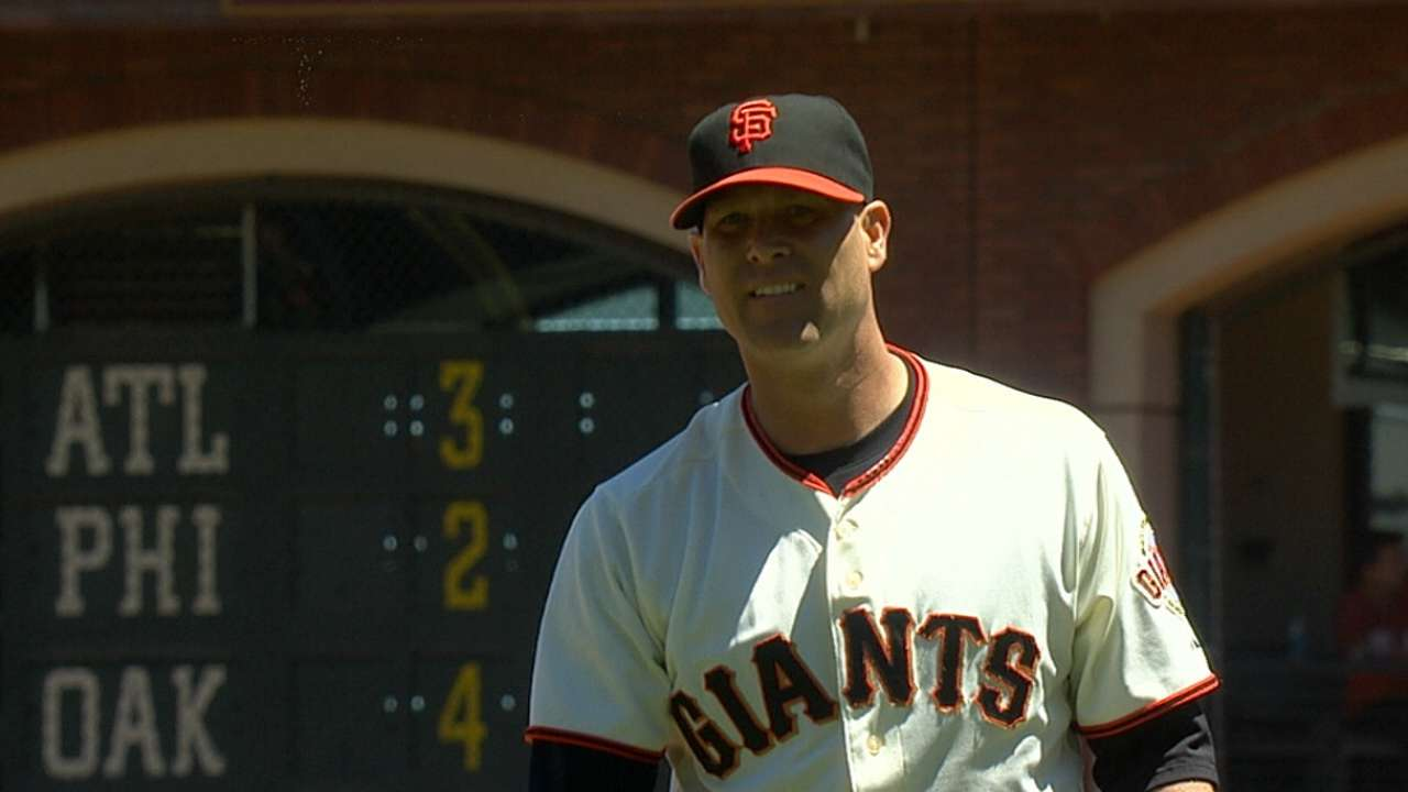 Giants need boost after tough June