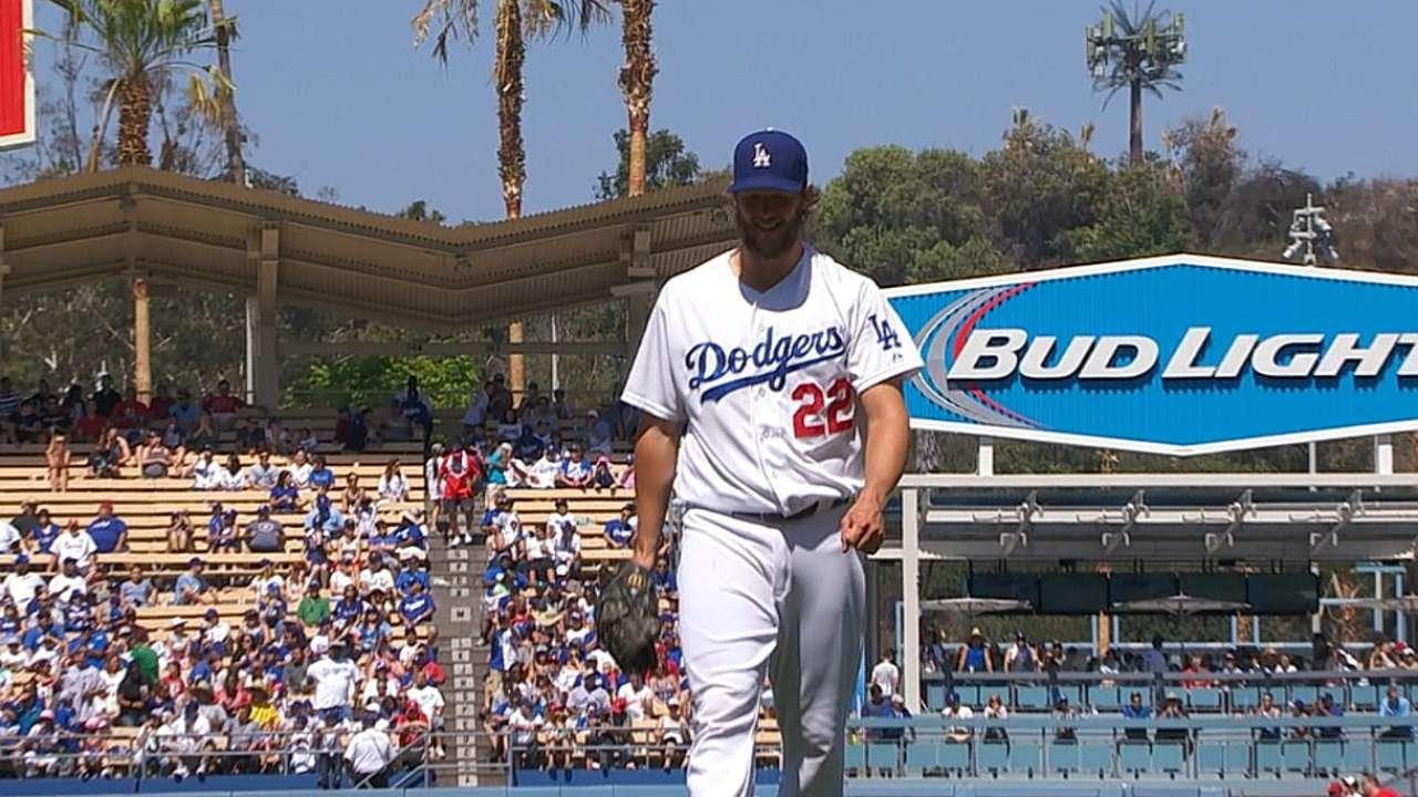 Sarah's Take: Injuries may stifle streaking Dodgers
