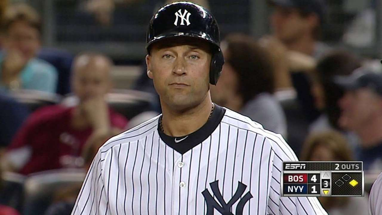 Jeter closing in on 14th All-Star selection