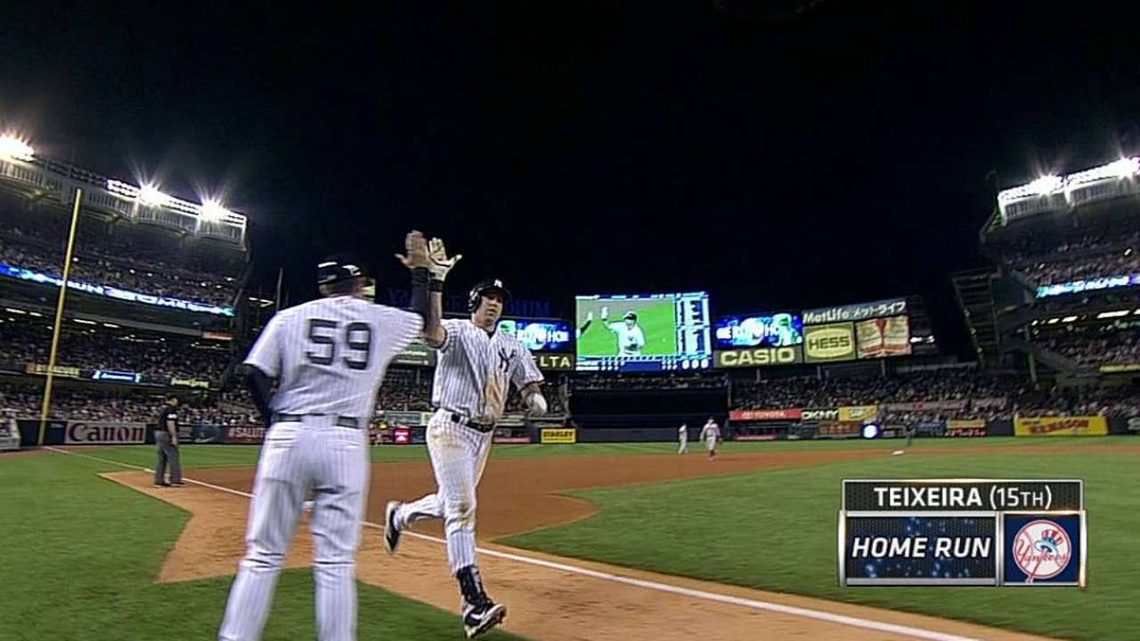 Yanks unable to recover from Whitley's short start