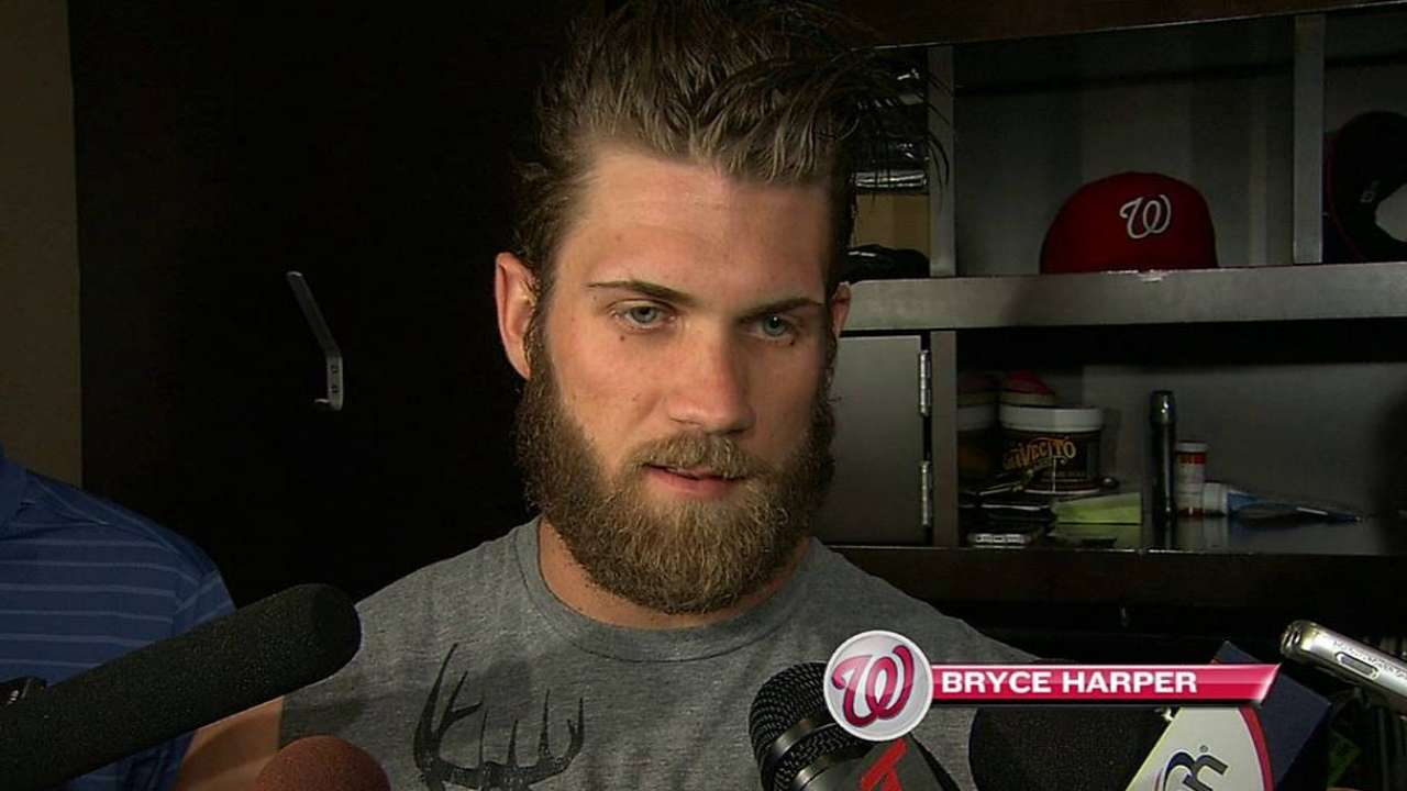 Williams has 'Bryce's back in every way'