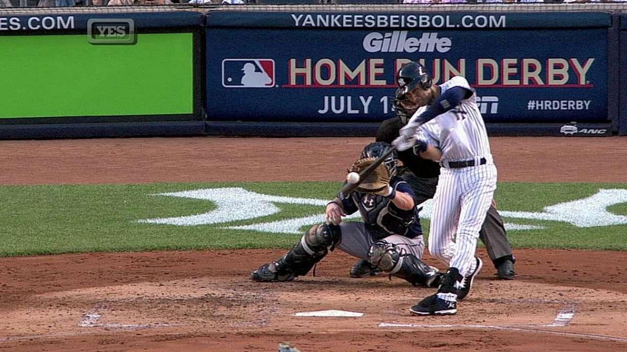 Yankees lucharon pero cayeron en 12 vs. Rays