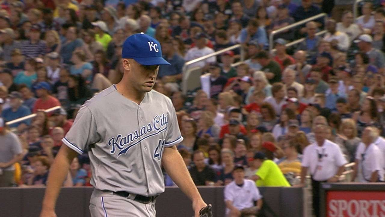 Solid efforts from Duffy, Escobar, bullpen carry KC
