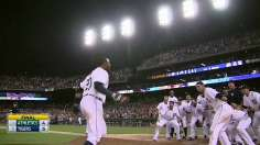 Davis belts walk-off grand slam to lift Tigers over A's
