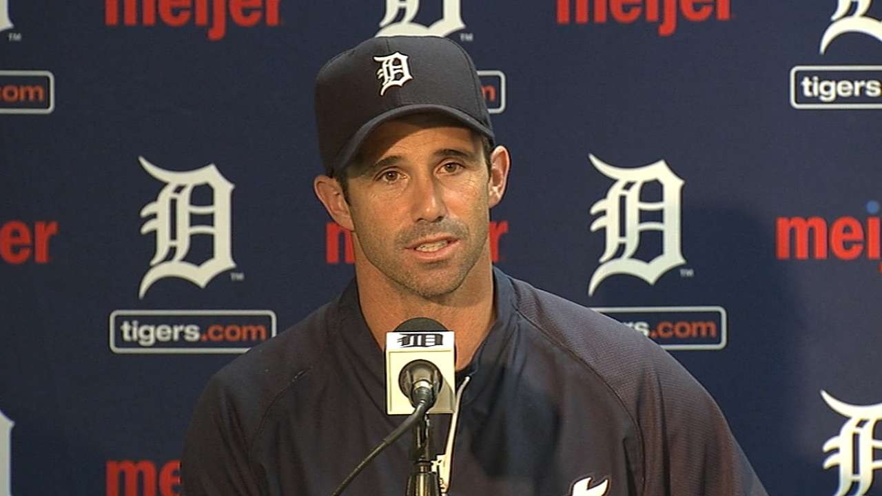 Ausmus reflects on first half-season as skipper