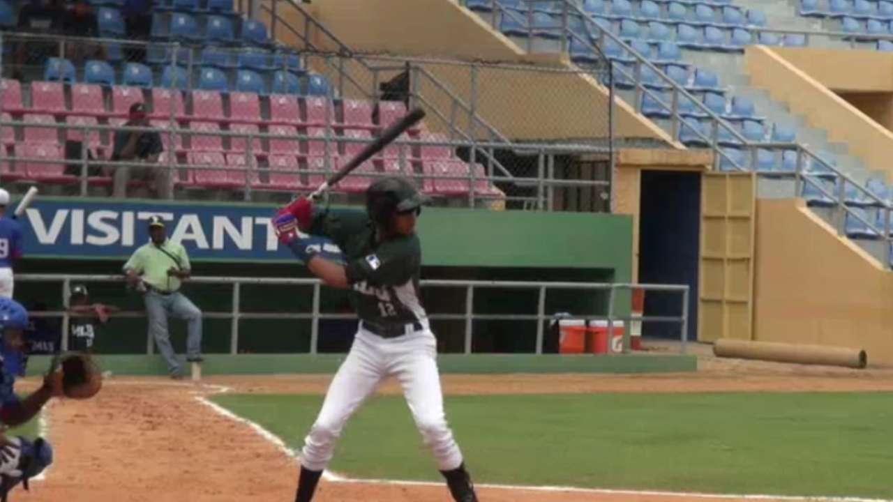 Rockies add pair of international shortstops