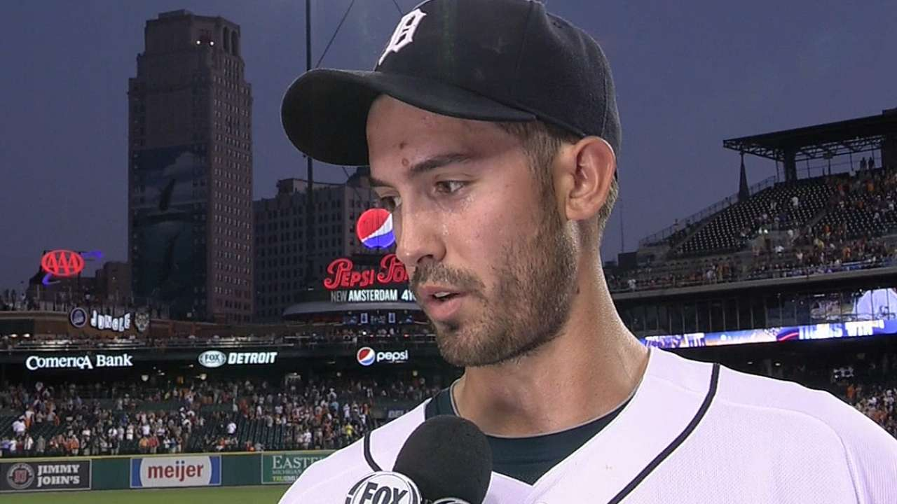 Gamescape: Porcello's dominant performance
