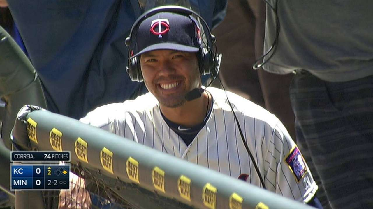 Gardy touts four to represent Twins in All-Star Game