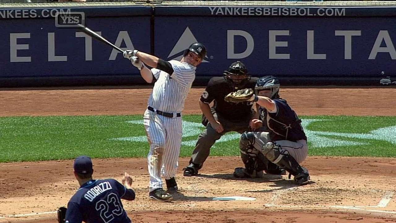 Yankees caen y son barridos en casa por los Rays