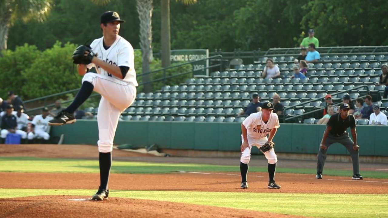 Prospect Watch: Brady Lail