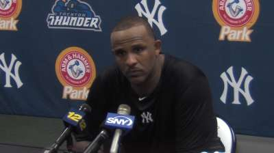 Girardi: Sabathia's season likely in jeopardy
