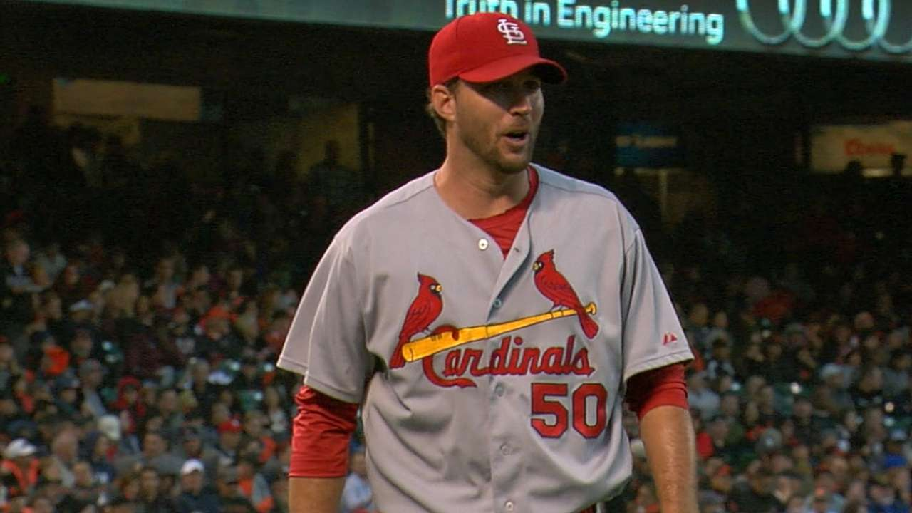 Will Wainwright start ASG? Matheny to decide