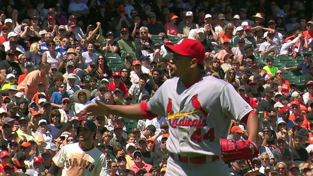 Cards recall Martinez after tuneup at Triple-A