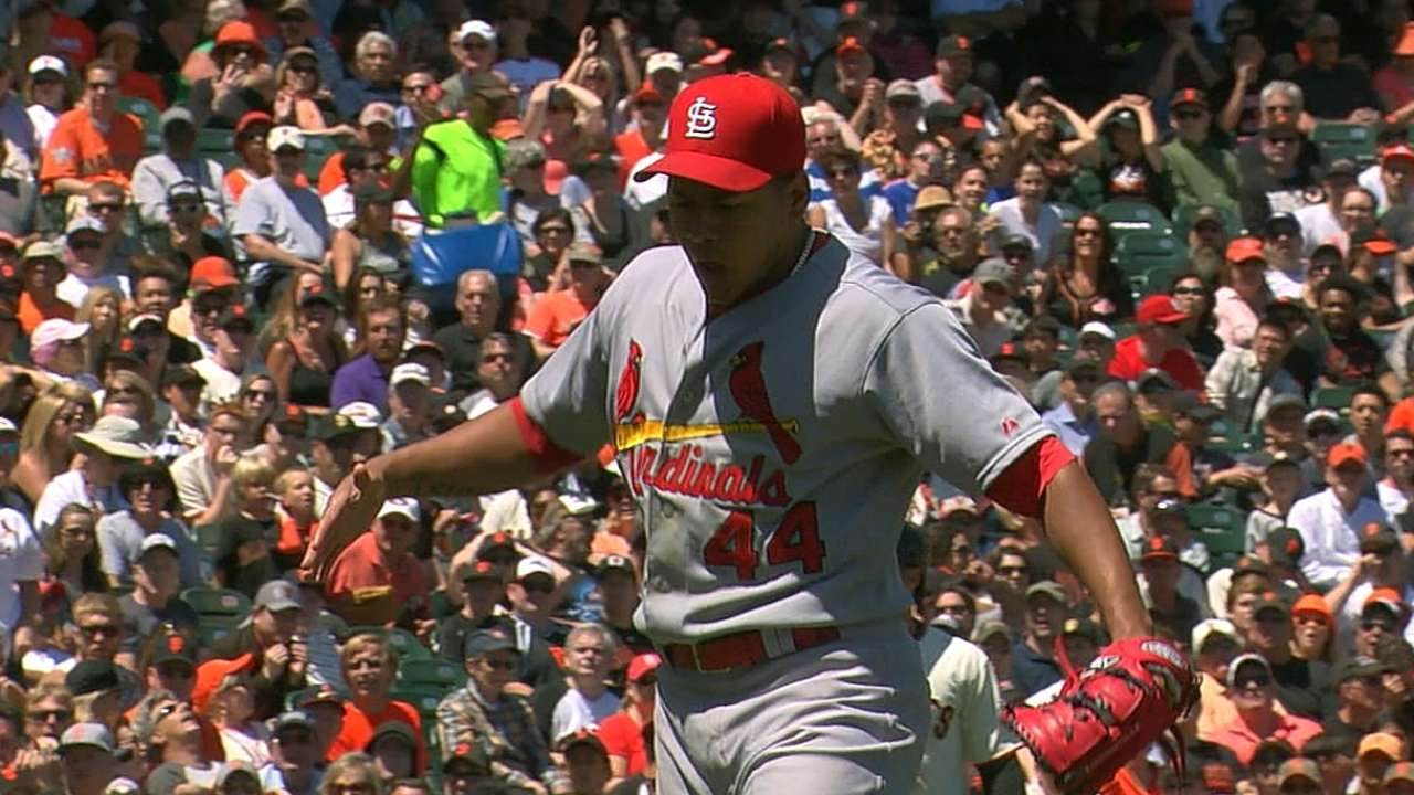 Decision looming for Cards' rotation opening