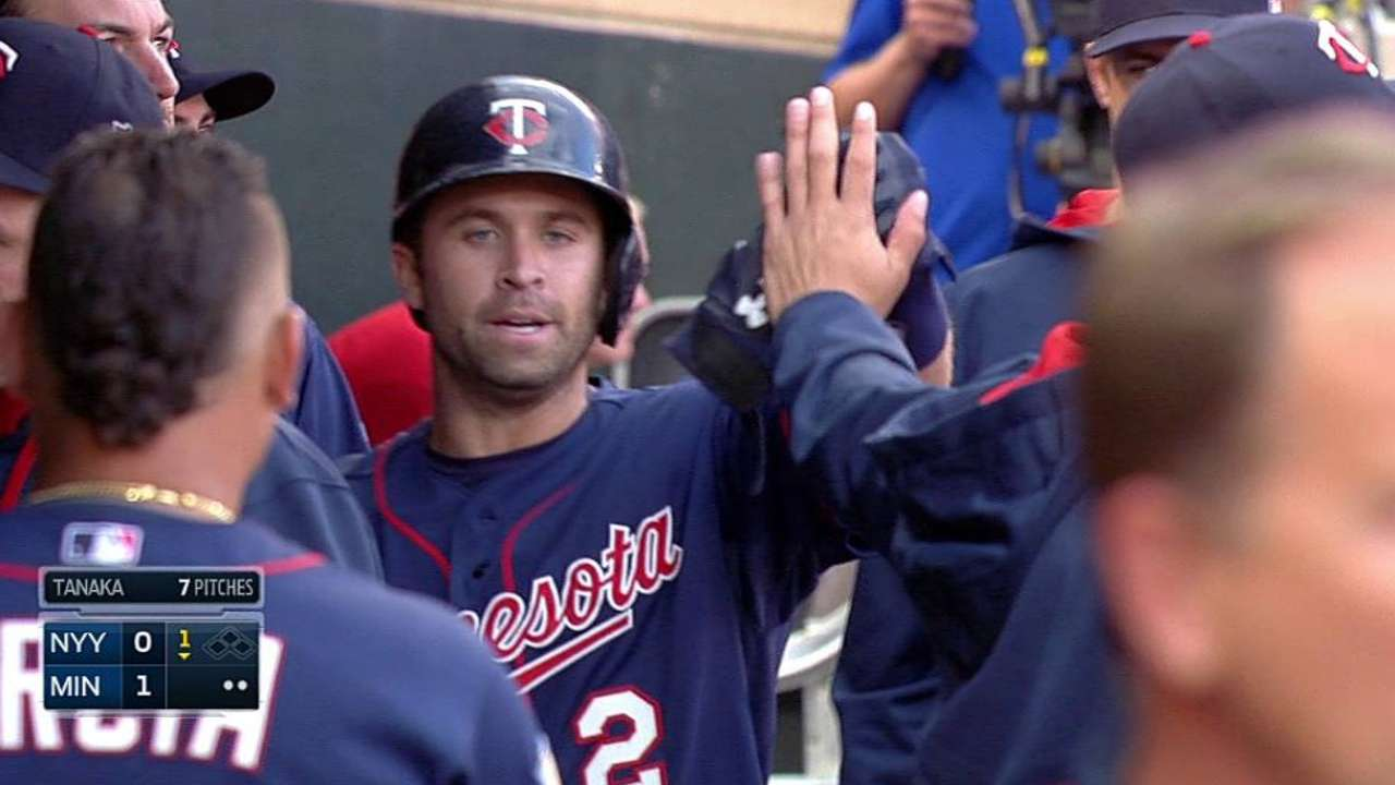 Hughes, Twins flattened in rematch with Bombers