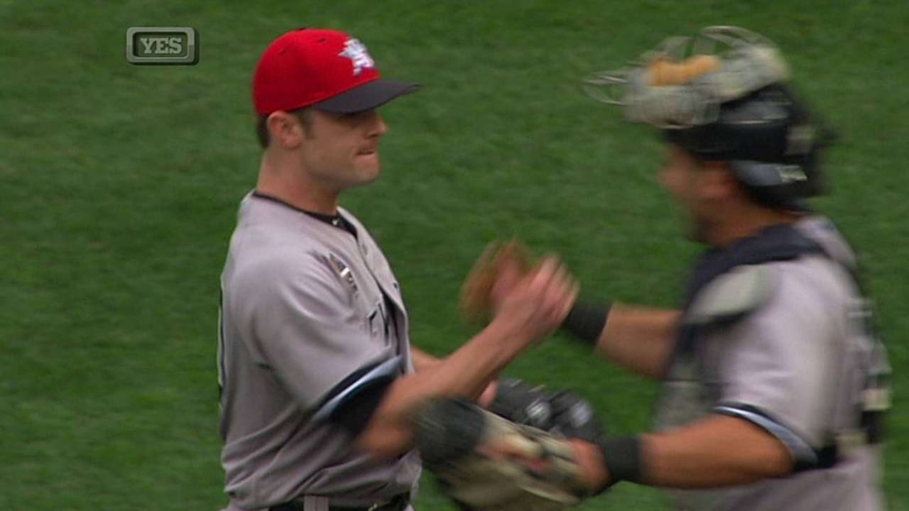 Yankees win battle of bullpens after early surge