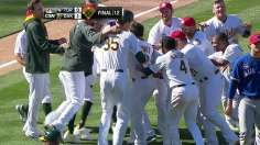 Punto delivers the game-winner in 12th inning