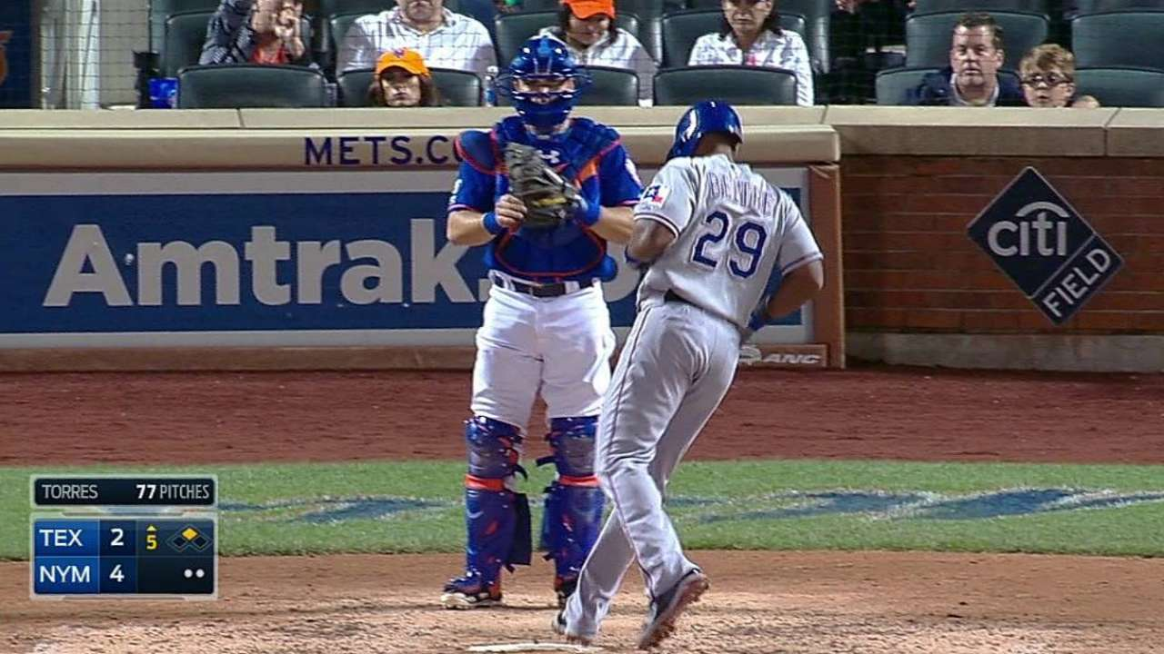 Washington expects Beltre to be an All-Star